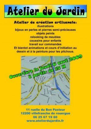 creation flyer webcreaprint