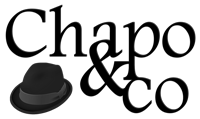 creation de logo pour chapo&co