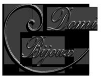 création de logo pour Domi Bijoux WebCréaPrint Aveyron
