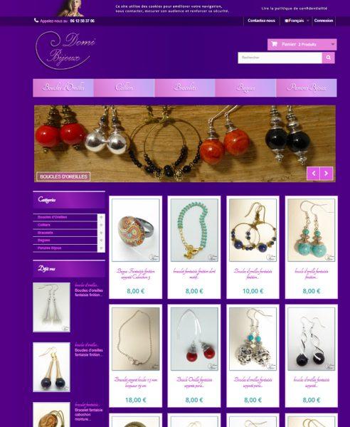 Créez votre site e-commerce Prestashop