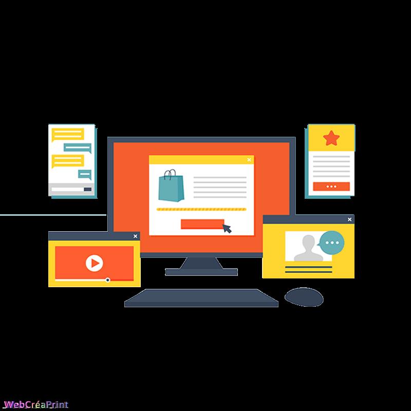 WebCreaPrint Creation De Site Internet