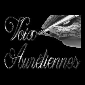 création de logo pour voix Auréliennes WebCréaPrint Aveyron