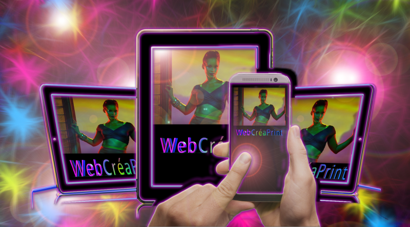 Agence de Communication Création de sites internet tous formats tous supports
